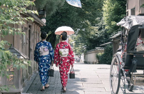Kyoto half day tour