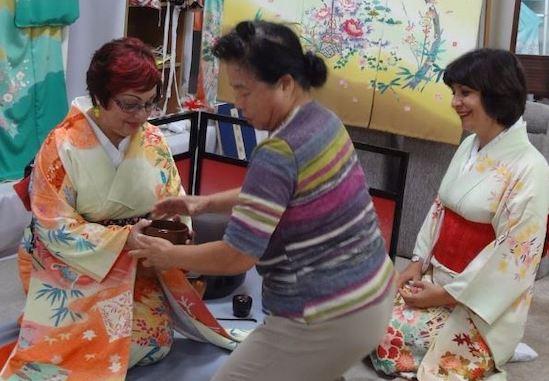 Kimono Trials