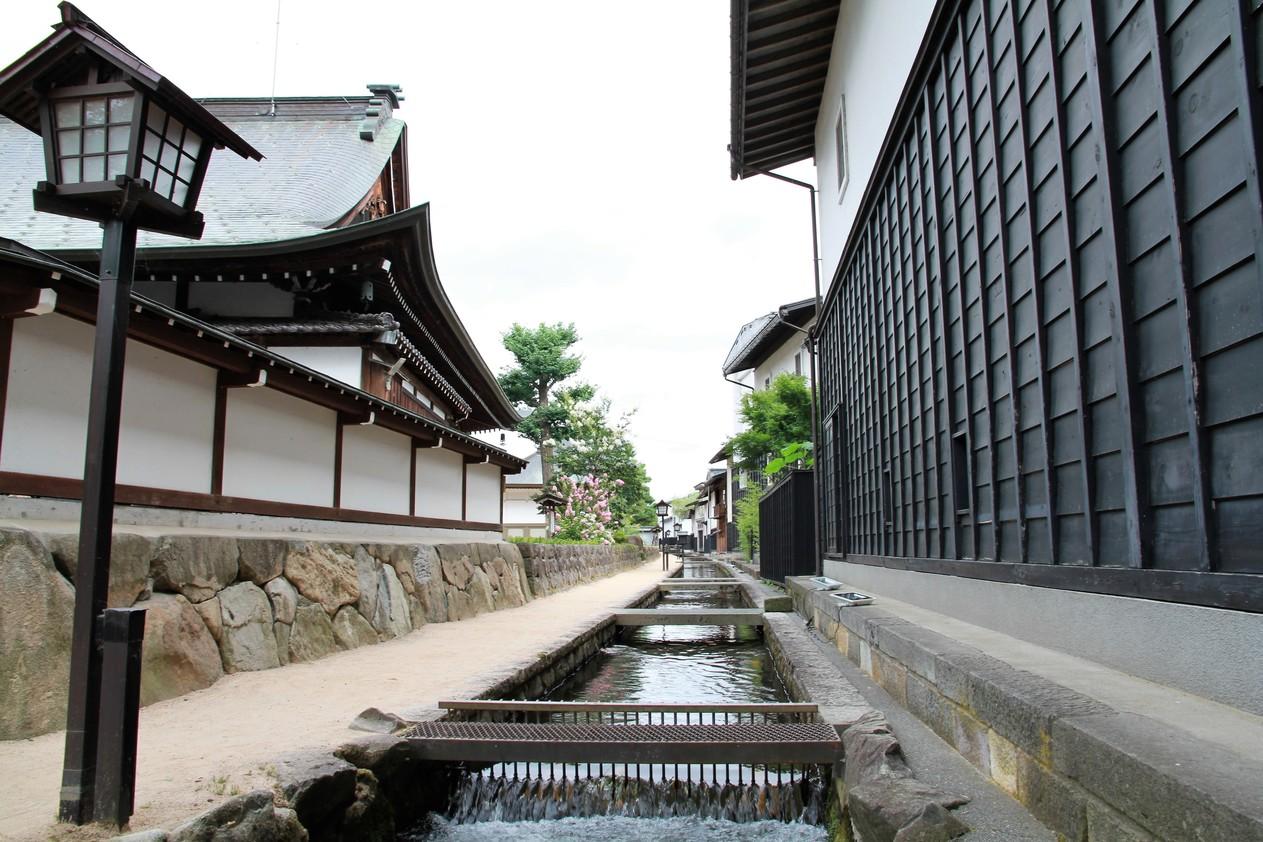 Hida Furukawa Canal