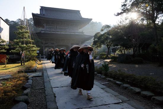 Noto Temple Visit