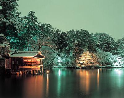 Kenrokuen Tea House